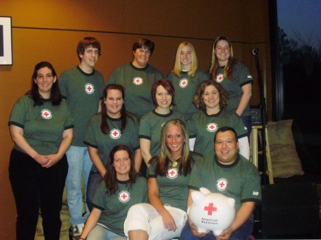 Red Cross Club of UW-Green Bay
