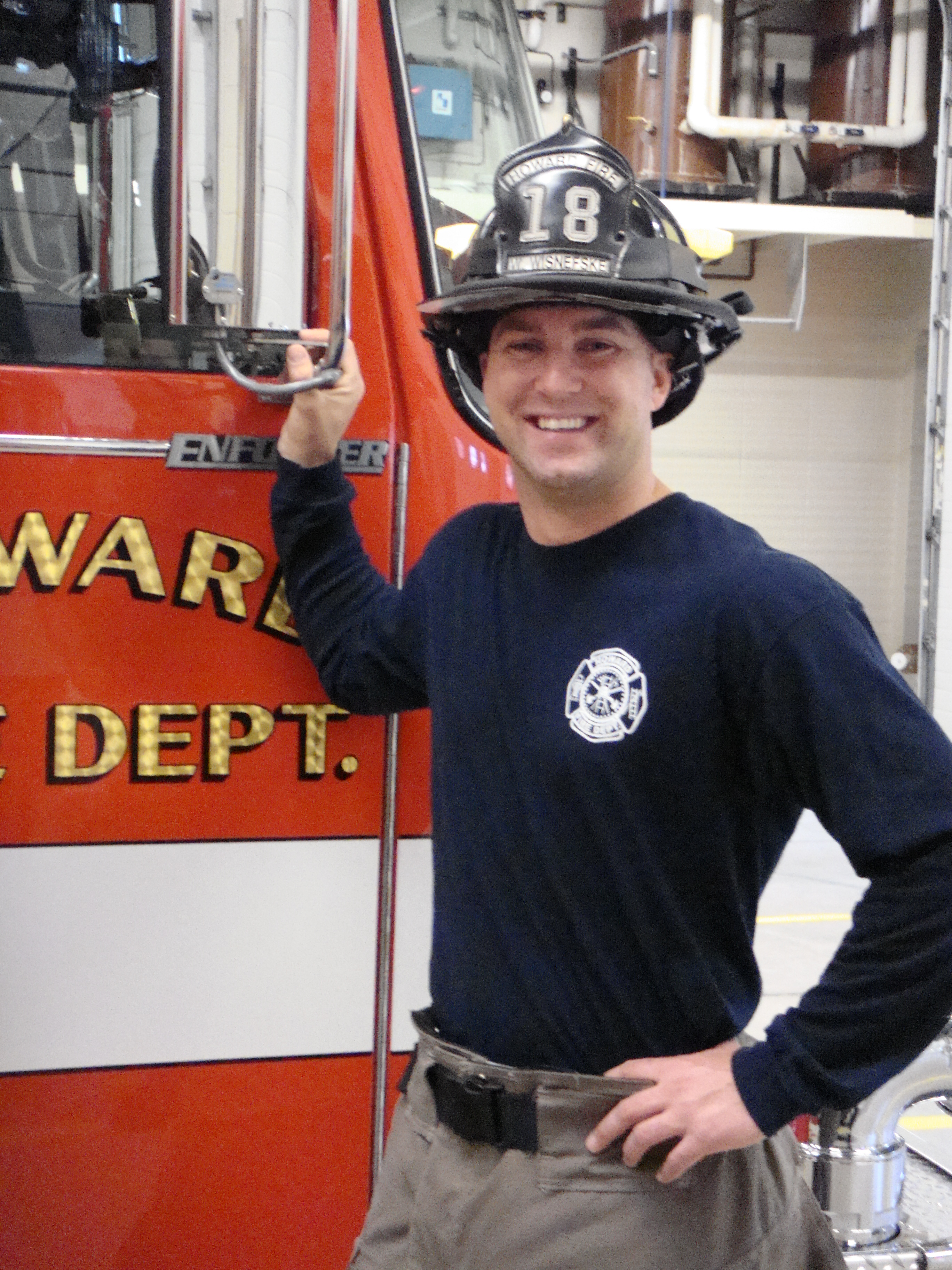 Firefighters' Bucket Brigade Spotlight on Wyatt Wisnefske ...