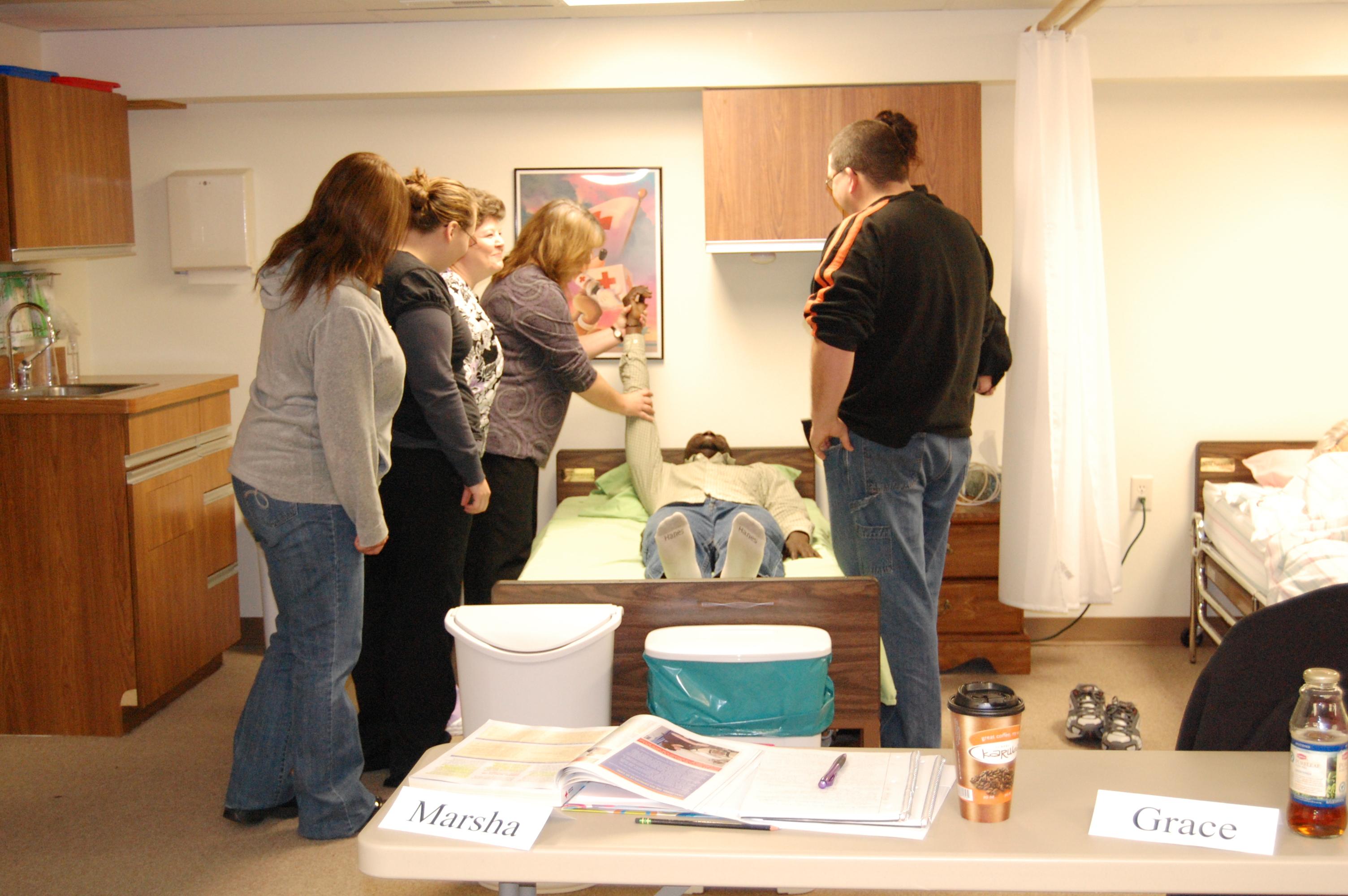 Nursing American Red Cross Wisconsin Region
