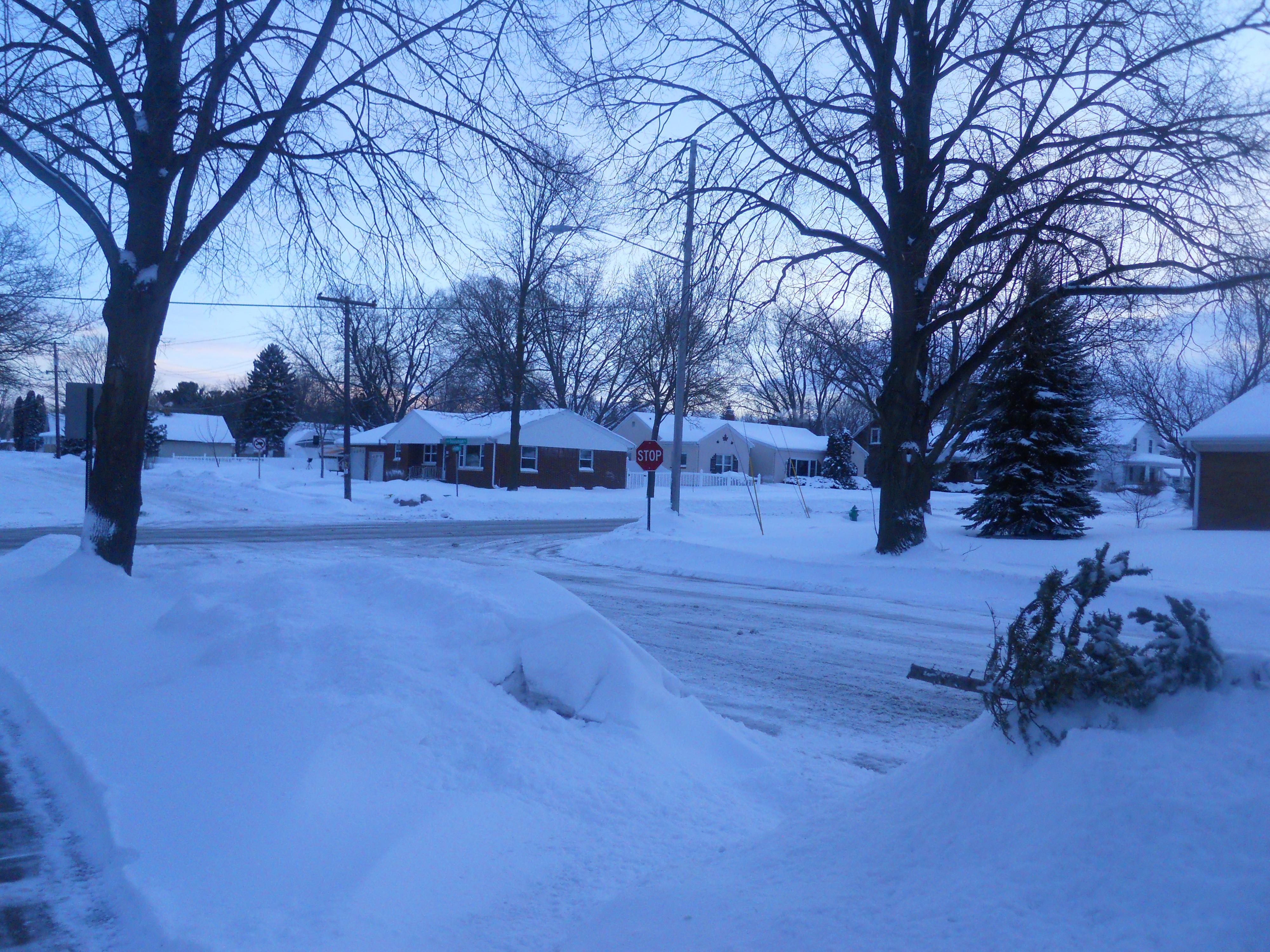 American Red Cross Urges Preparedness As Damaging Winter