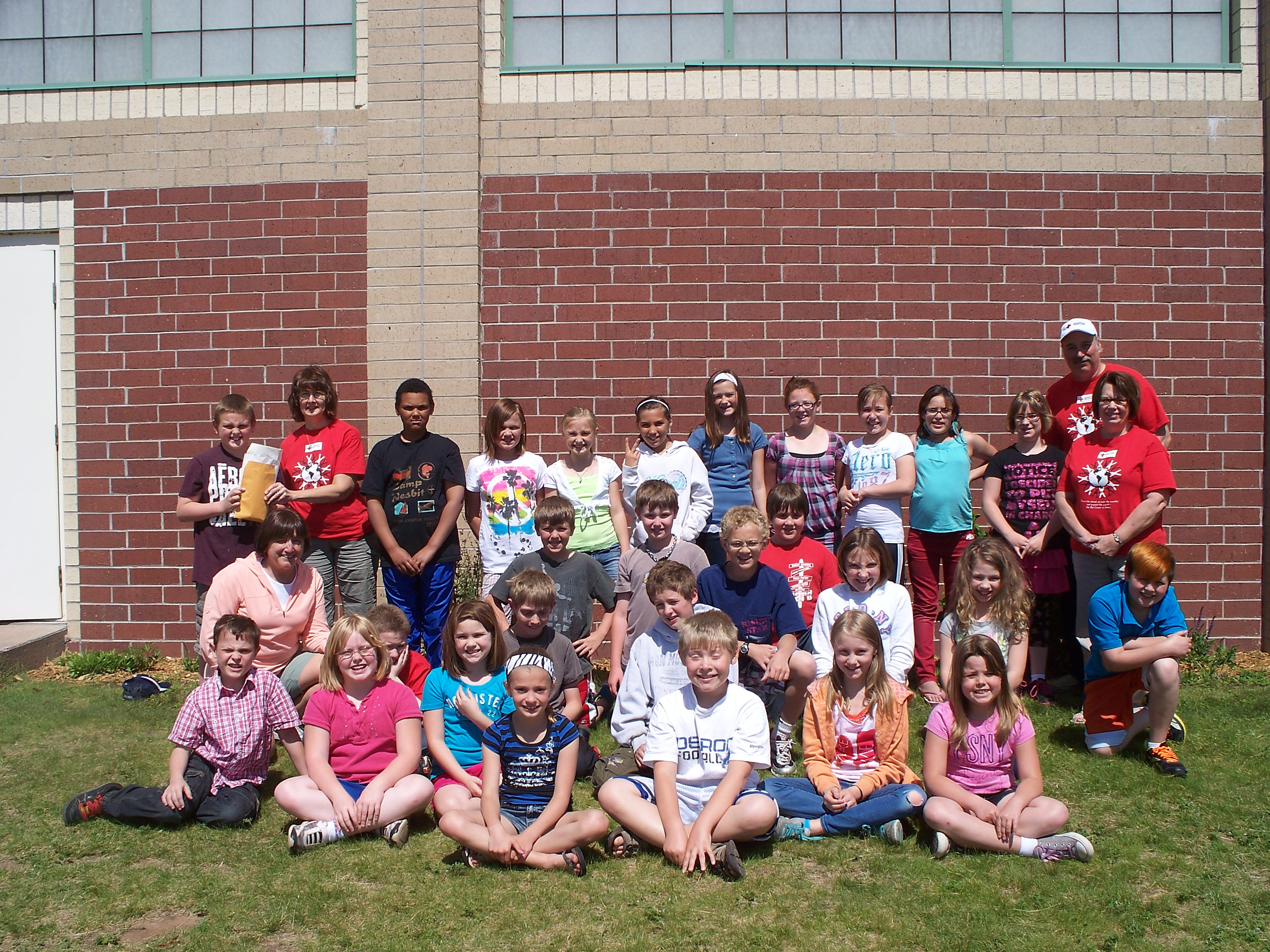 Woodland Elementary | American Red Cross Wisconsin Region