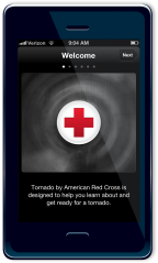 Do this one simple step in being prepared - download one of the many Red Cross Apps to your phone!