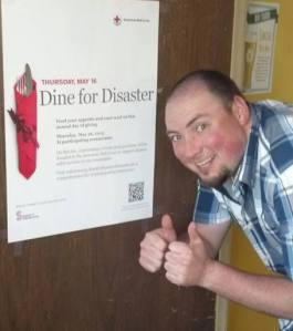 Share with us your Dine Out Restaurant of choice! #dine4disaster