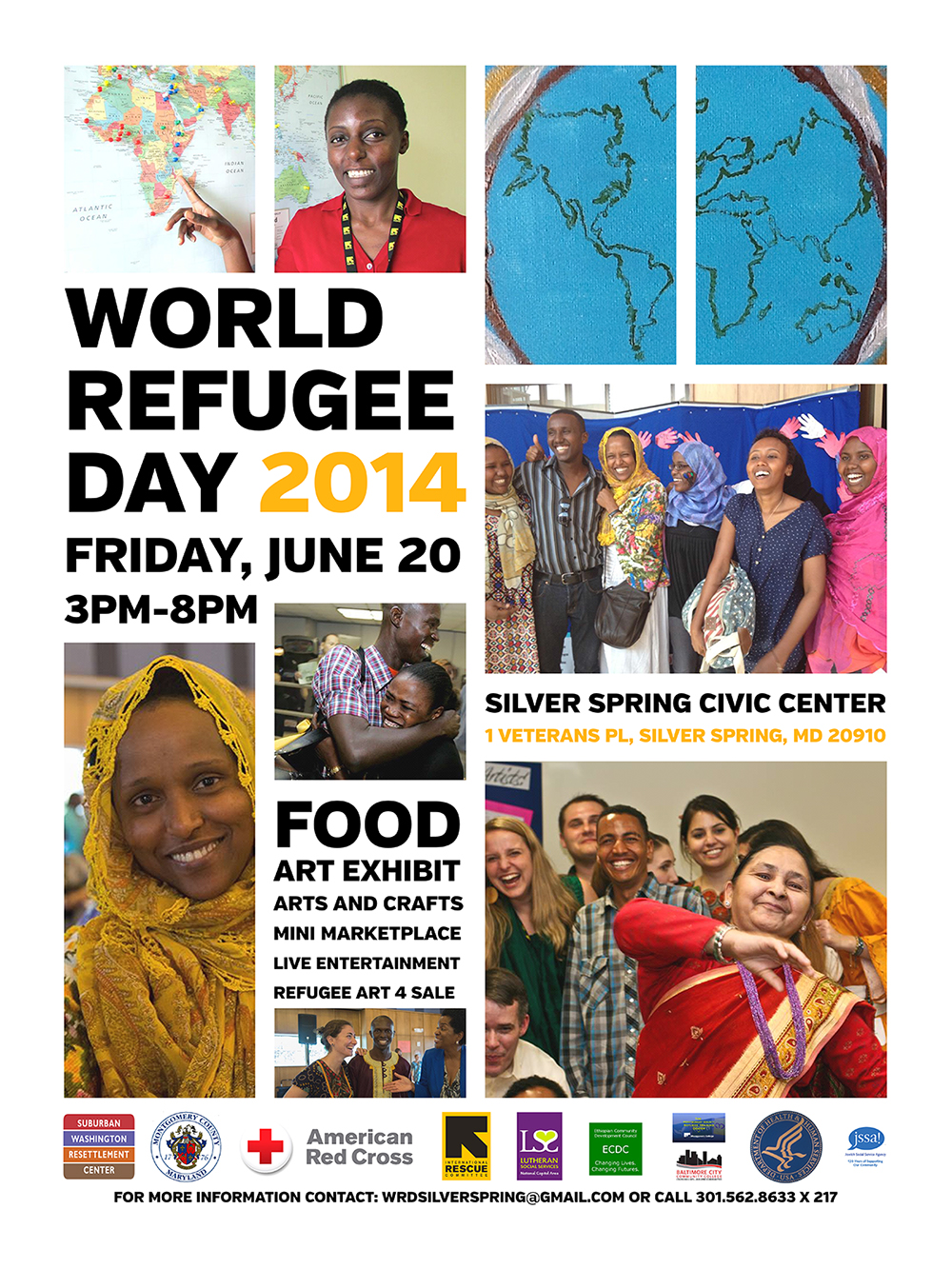 """World Refugee Day """"Vine"""" Your Support Contest 