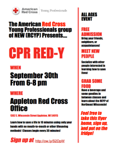 CPR Red-y