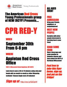 CPR Red-y