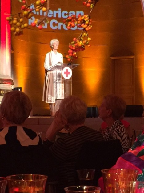 he Tiffany Circle mission is to advance the American Red Cross mission through a focused investment of time, talent and treasure by engaging women locally, nationally and internationally.