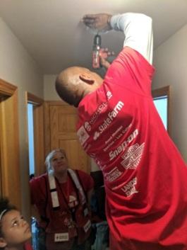 Madison Sound the Alarm install family