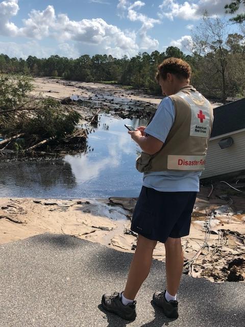 Brenda Haney DA Hurricane Florence