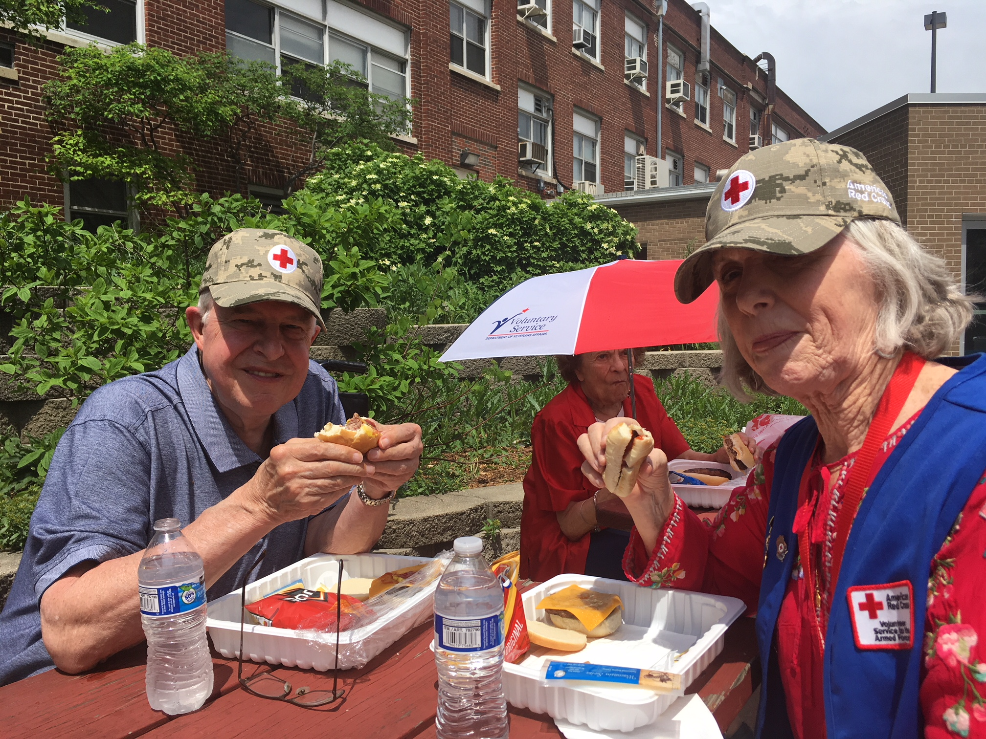 Mary Evans SAF Memorial Day 2018