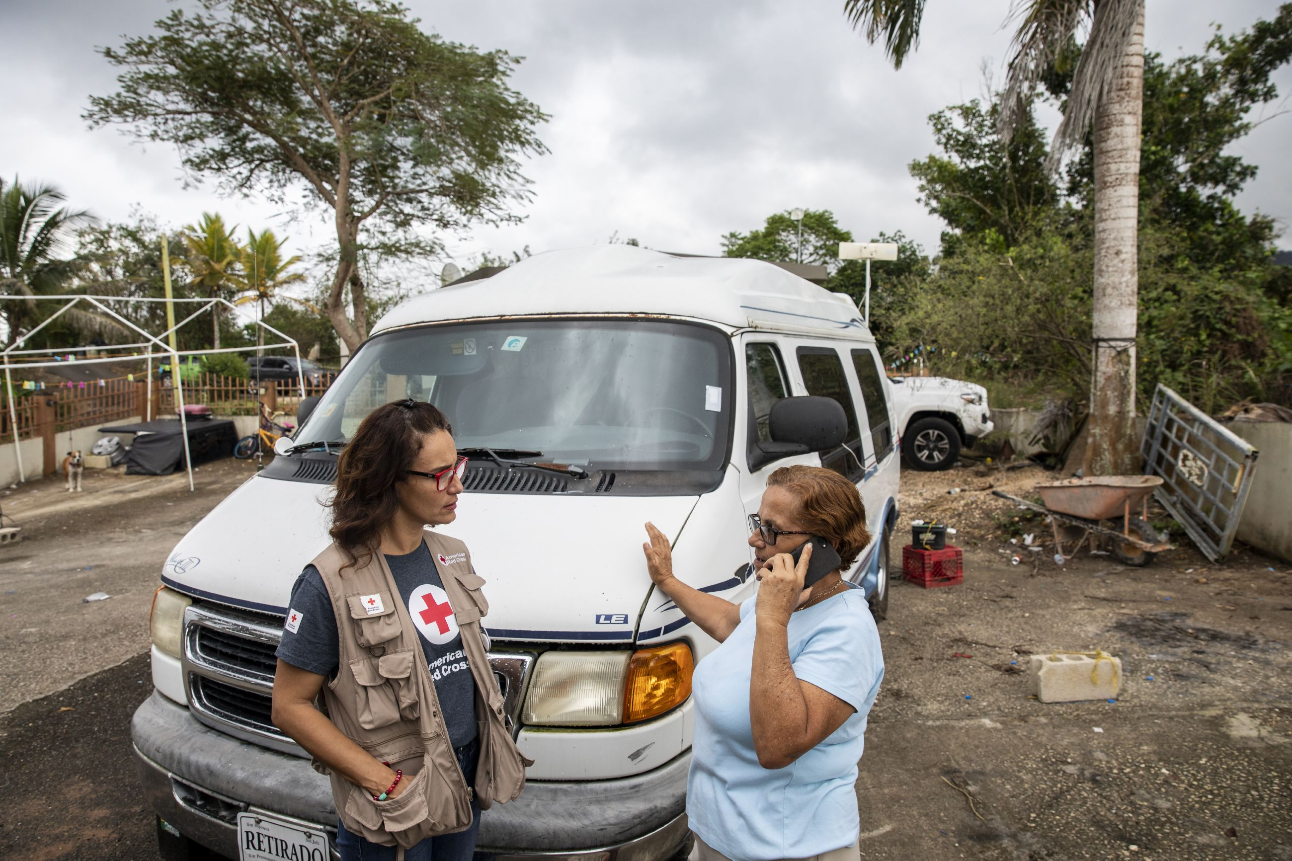 Puerto Rico Earthquake 2020